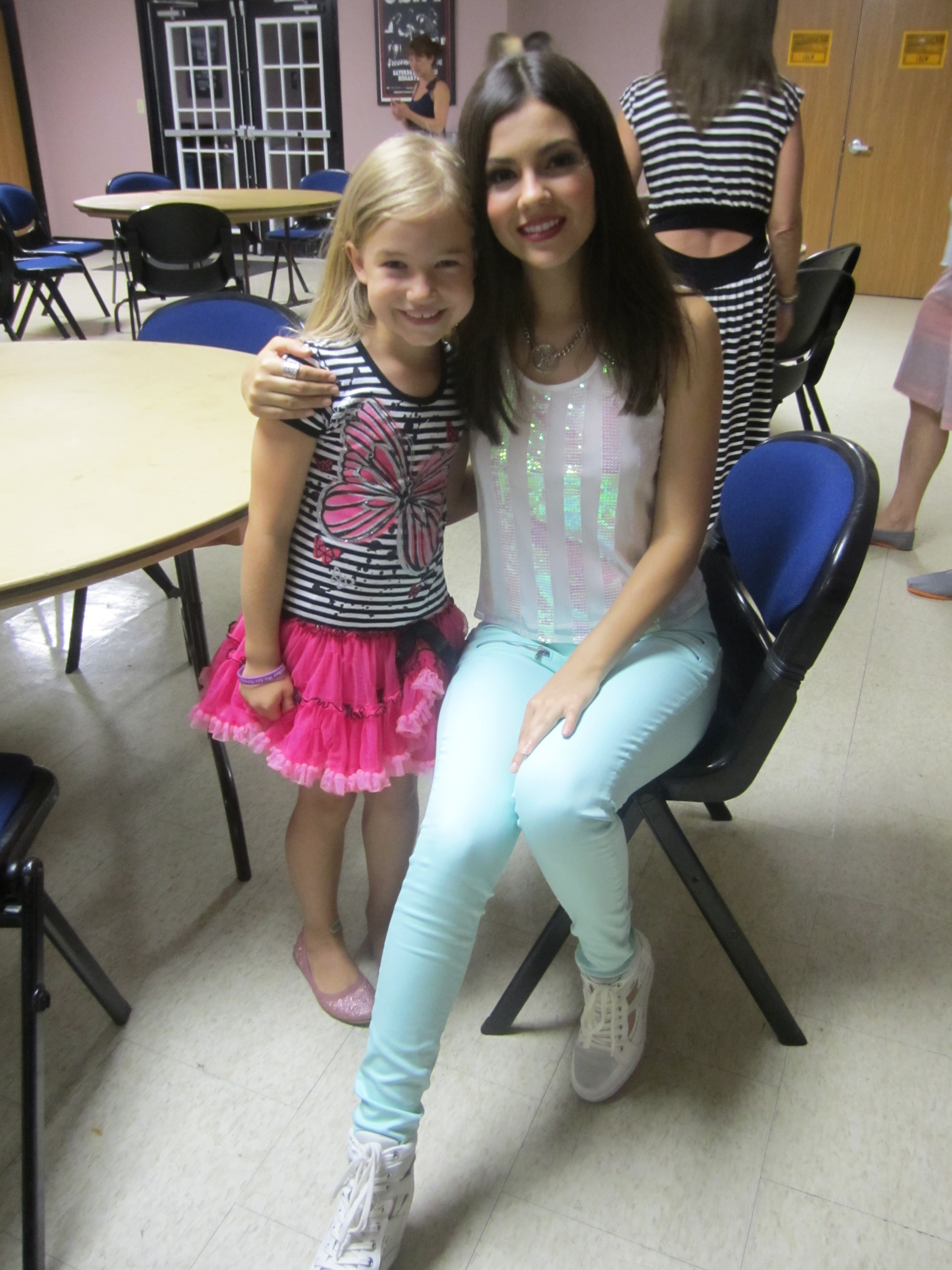 How Victoria Justice Big Time Rush My 3 Year Old Torpedoed My